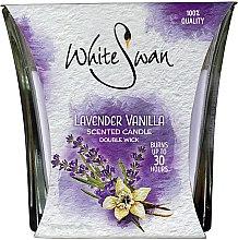 Kup Świeca zapachowa Lawenda i Wanilia - White Swan Lavender Vanilla