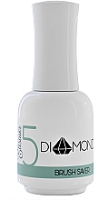 Kup 5 krok w manicure tytanowym Diamond Liquid 5 Brush Saver - Elisium