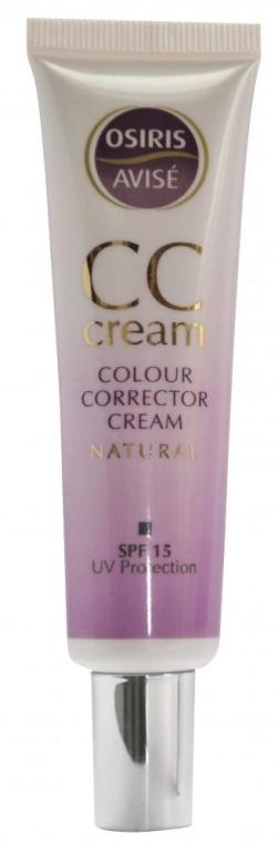 Krem CC do twarzy - Xpel Marketing Ltd Osiris Avise CC Cream SPF15 Natural — фото N1