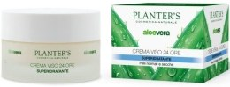 Kup Supernawilżający krem do twarzy - Planter's Aloe Vera 24 Hour Face Cream Super-hydrating (próbka)