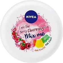 Kup Krem nawilżający - Nivea Soft Mix Me I Am The Berry Charming One