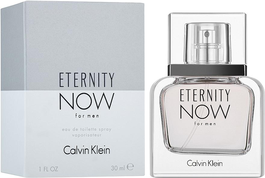 Calvin Klein Eternity Now For Men - Woda toaletowa — фото N2
