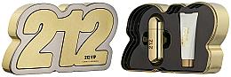 Kup PRZECENA! Carolina Herrera 212 VIP - Zestaw (edp 80 ml + b/lot 100 ml) *