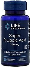 Kup Suplement diety Kwas R-liponowy - Life Extension Super R-Lipoic Acid
