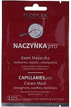 Kup Krem-maseczka do skóry z problemami naczyniowymi - Floslek Dilated Capillaries Cream Mask (próbka)
