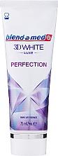 Kup Wybielająca pasta do zębów - Blend-a-med 3D White Luxe Perfection