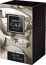 Kup Zapach do samochodu - Areon Car Perfume Blue