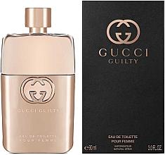 Kup Gucci Guilty Eau de Toilette Pour Femme - Woda toaletowa