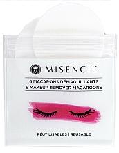 Kup Płatki do demakijażu wielokrotnego użytku - Misencil Makeup Remover Macaroons