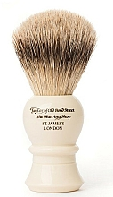 Kup Pędzel do golenia, S2235 - Taylor of Old Bond Street Shaving Brush Super Badger size L