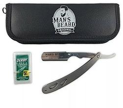 Kup Zestaw do golenia - Man's Beard Shavette Pro Barber