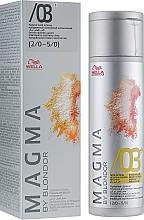 Kup PRZECENA! Rozjaśniacz pigmentowy w proszku - Wella Professionals Magma by Blondor *