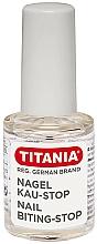 Kup Lakier do paznokci przeciw obgryzaniu - Titania Nail Biting-Stop