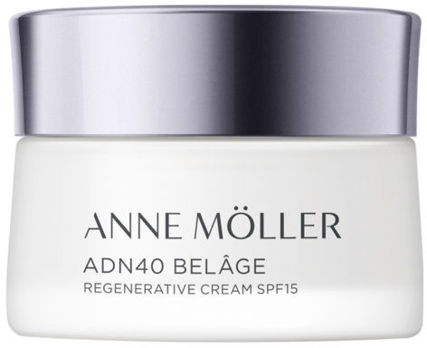 Regenerujący krem do twarzy na dzień SPF 15 - Anne Moller ADN40 Belâge Regenerative Cream — фото N1