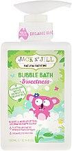 Kup Pachnący płyn do kąpieli dla dzieci - Jack N' Jill Bubble Bath Sweetness