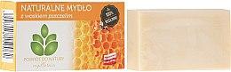 Kup Naturalne mydło z woskiem pszczelim - Powrót do Natury