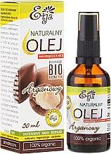 Kup 100% naturalny olej arganowy - Etja