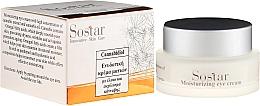 Kup Nawilżający krem pod oczy z ekstraktem z konopi - Sostar Cannabidiol Moisturizing Eye Cream