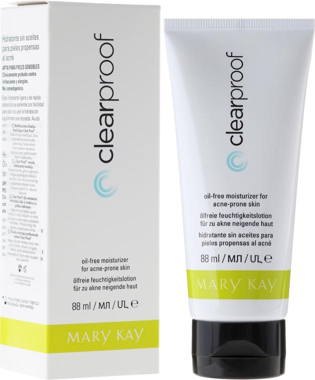 Beztłuszczowa emulsja nawilżająca do twarzy - Mary Kay Clear Proof Low-fat Moisturizing Cream — фото N1