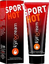 Kup Rozgrzewający krem do ciała - Melvita Kyrocream Sport Hot Cream