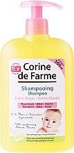 Kup Ekstradelikatny szampon dla dzieci i niemowląt - Corine de Farme Baby Extra Gentle Shampoo