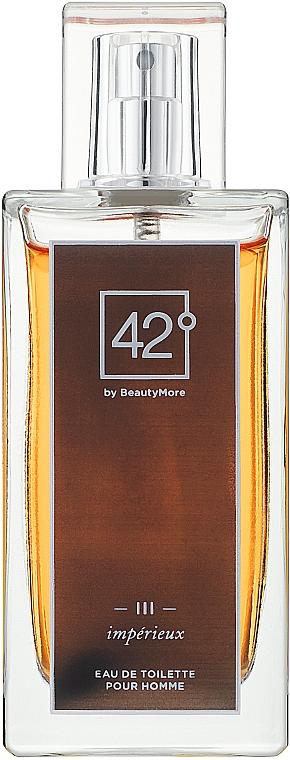 42° by Beauty More III Imperieux - Woda toaletowa