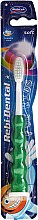 Kup Miękka szczoteczka do zębów dla dzieci M14, zielona - Mattes Rebi-Dental