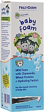 Kup Delikatna pianka do mycia dla niemowląt i dzieci - FrezyDerm Baby Foam