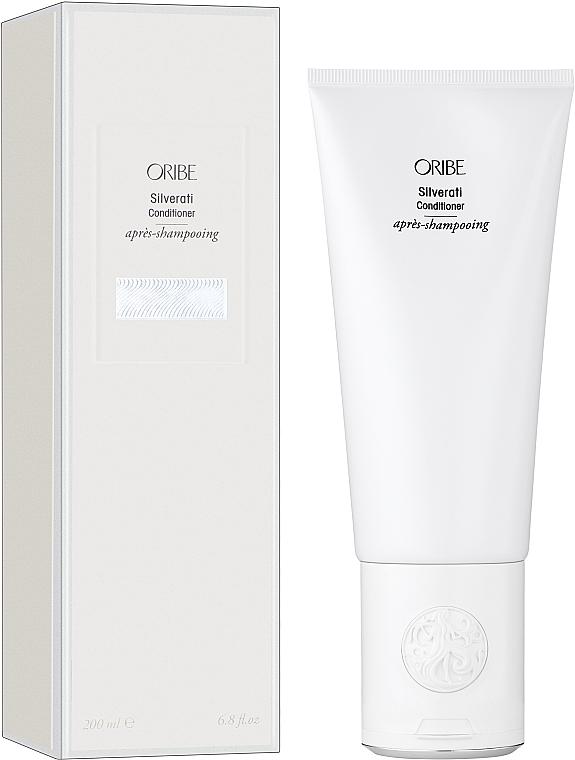Odżywka do neutralizacji zażółcenia włosów - Oribe Silverati Conditioner — фото N1