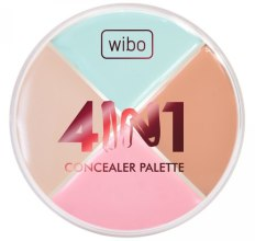 Kup Paletka korektorów do twarzy - Wibo 4in1 Concealer Palette