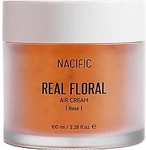 Kup Krem do twarzy z płatkami róży - Nacific Real Floral Rose Air Cream