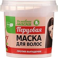 Kup Paprykowa maska do włosów - NaturaList Domowe maski