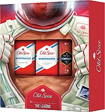 Kup Zestaw - Old Spice Whitewater Astronaut (sh/gel/50ml +deo/50ml + ash/lot/100ml)