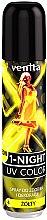 Kup Kolorowy spray do zdobień i dekoracji włosów - Venita 1-Night UV Color Neon
