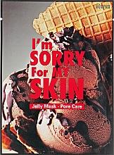Kup Maseczka do twarzy w płachcie - Ultru I'm Sorry For My Skin Pore Care Mask