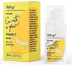 Kup Żel do skóry wokół oczu z witaminą C - Kili•g Woman Vitamin C Eye Gel