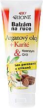 Kup Balsam do rąk z olejem arganowym i koenzymem Q10 - Bione Cosmetics Argan Oil Hand Ointment