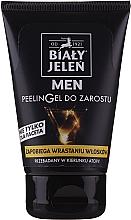 Kup Peeling do zarostu - Biały Jeleń Men Peelin Gel