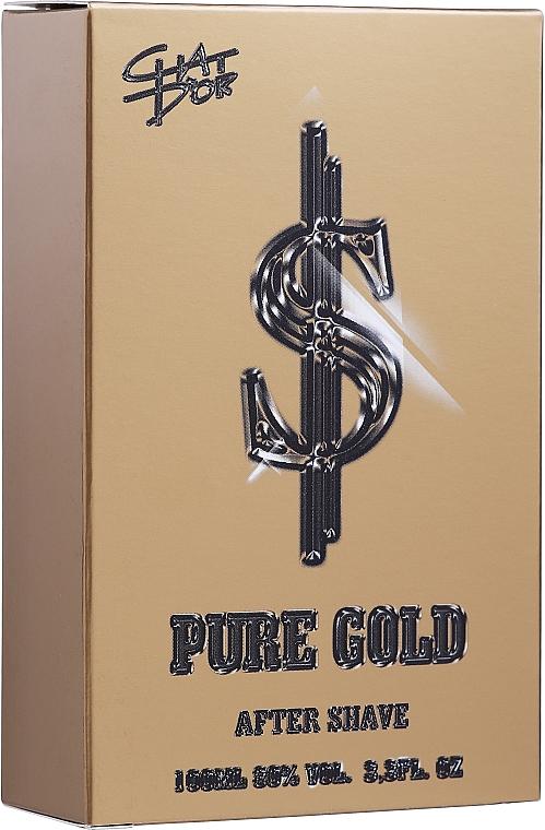 Chat D'or Pure Gold - Balsam po goleniu — фото N1