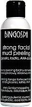 Kup Mocny peeling błotny do twarzy z kwasami glikolowym, mlekowym i owocowymi - BingoSpa Strong Facial Mud Peeling