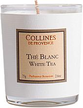 Kup PRZECENA! Świeca zapachowa Biała herbata - Collines de Provence White Tea Candles *