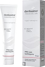 Kup Pasta do zębów Ochrona zębów i dziąseł - Dentissimo Pro-Care Teeth&Gums