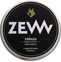Kup Pomada do włosów z węglem drzewnym z Bieszczad dla mężczyzn - ZEW