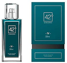 Kup 42° by Beauty More IV Libre - Woda toaletowa