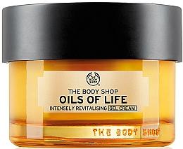 Kup Rewitalizujący krem-żel do twarzy - The Body Shop Oils Of Life Intensely Revitalising Gel Cream