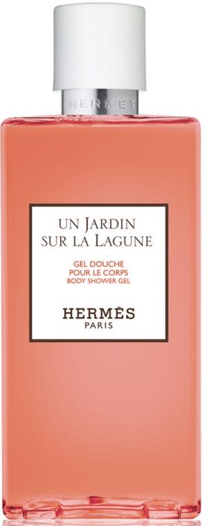 Hermes Un Jardin Sur La Lagune - Perfumowany żel do mycia ciała — фото N1