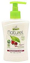 Kup Mydło w płynie do rąk z ekstraktem z granatu - Winni's Naturel Liquid Hand Soap Mani Melograno
