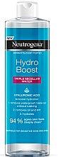 Kup Woda micelarna do twarzy - Neutrogena Hydro Boost Triple Micellar Water
