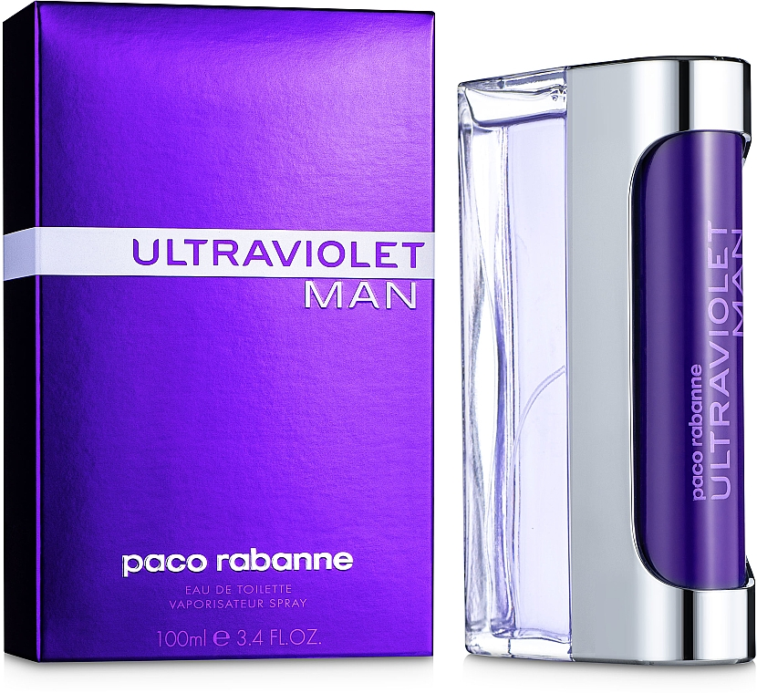 Paco Rabanne Ultraviolet Man - Woda toaletowa