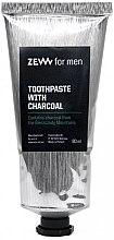 Kup Węglowa wybielająca pasta do zębów dla mężczyzn - Zew For Men